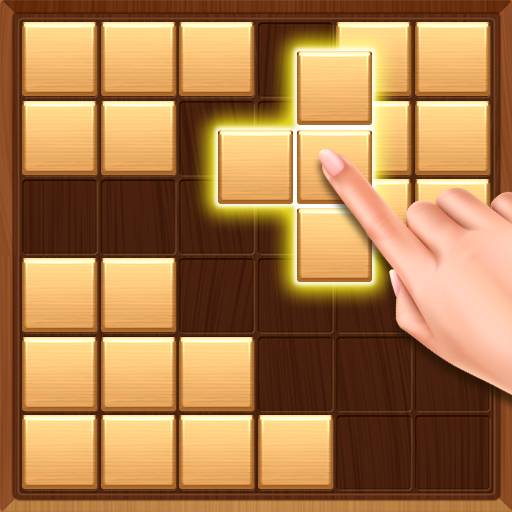 Wood Block – Classic Block Puzzle Game  (Unlimited money,Mod) for Android