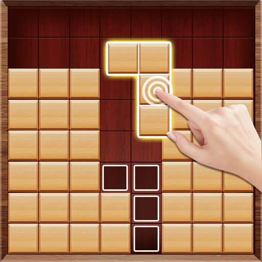 Wood Puzzle Block  (Unlimited money,Mod) for Android