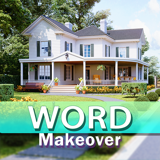 Word & Makeover: Word Crossy & Home Design  (Unlimited money,Mod) for Android