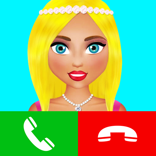 fake call princess game  (Unlimited money,Mod) for Android