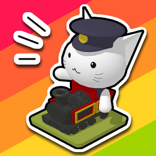 mew mew Train  (Unlimited money,Mod) for Android