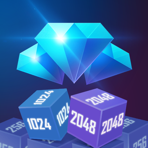 2048 Cube Winner—Aim To Win Diamond  (Unlimited money,Mod) for Android