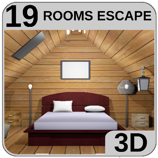 3D Escape Games-Puzzle Rooms 4  (Unlimited money,Mod) for Android