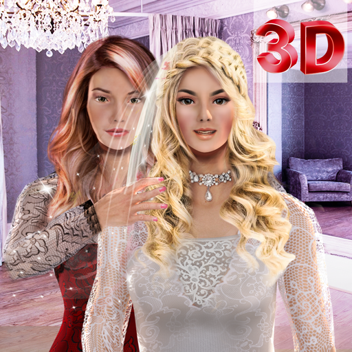 3D wedding make up Salon & dress up games  (Unlimited money,Mod) for Android