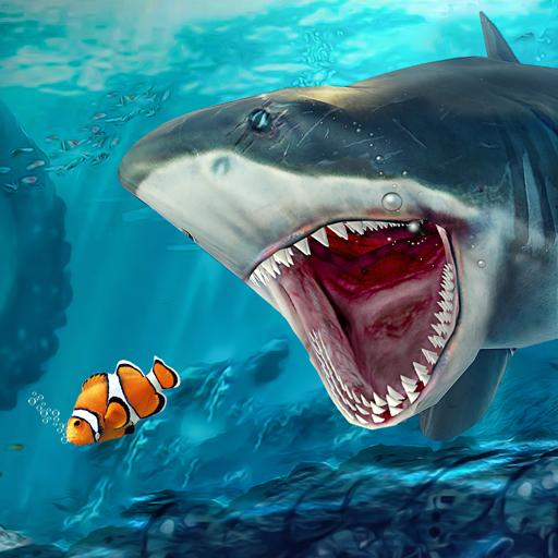 Angry Shark Ocean Simulator  (Unlimited money,Mod) for Android
