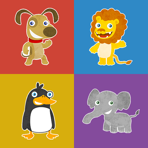Animals memory game for kids  (Unlimited money,Mod) for Android