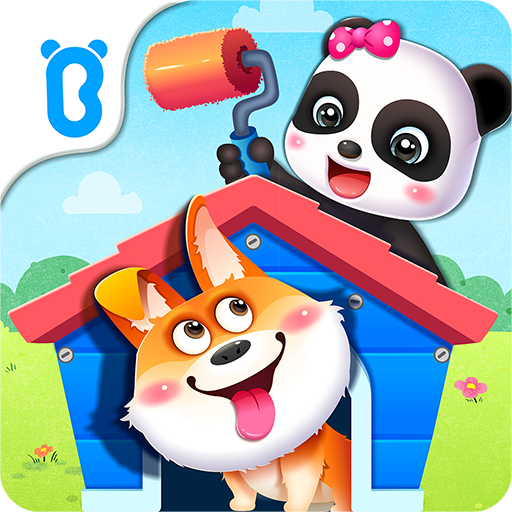 Baby Panda' s House Cleaning  (Unlimited money,Mod) for Android