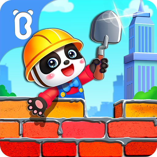 Baby Panda's Earthquake-resistant Building  (Unlimited money,Mod) for Android