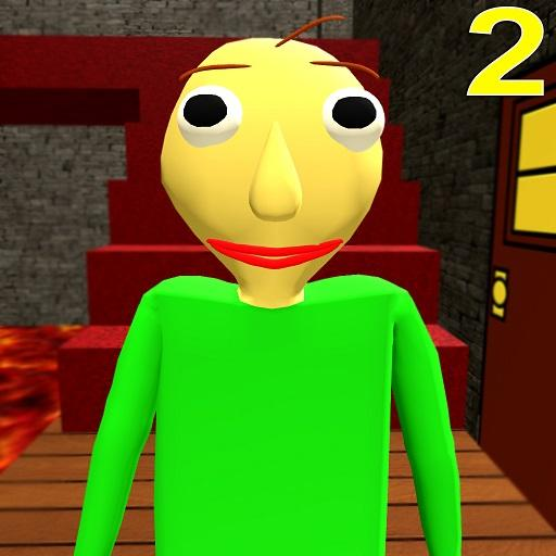 Baldi Horror Game Chapter 2 : Evil House Escape  (Unlimited money,Mod) for Android