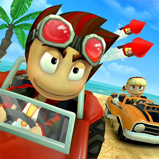 Beach Buggy Racing  (Unlimited money,Mod) for Android