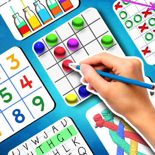 Brain IQ Logic: Puzzle Challenge – 20 classic game  (Unlimited money,Mod) for Android