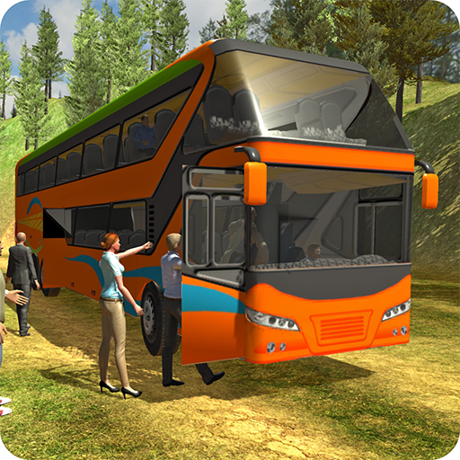 Bus Simulator 2021: Bus Games  (Unlimited money,Mod) for Android