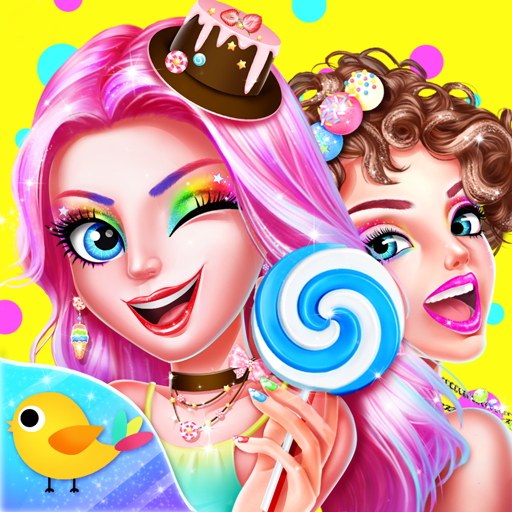 Candy Makeup Party Salon  (Unlimited money,Mod) for Android