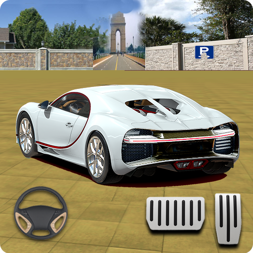 Car Driving parking perfect – car games  (Unlimited money,Mod) for Android