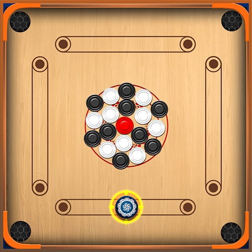 Carrom Star : Multiplayer Carrom board game  (Unlimited money,Mod) for Android