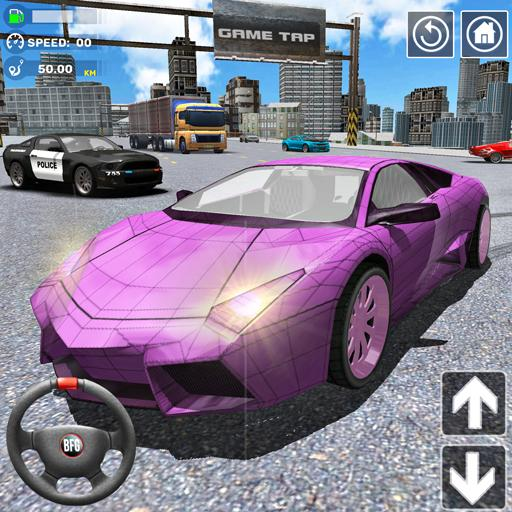 City Furious Car Driving Simulator  (Unlimited money,Mod) for Android