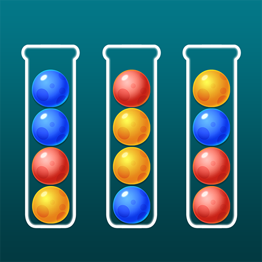 Color Ball Sort Puzzle – Dino Bubble Sorting Game  (Unlimited money,Mod) for Android