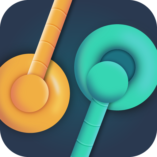 Color Rope Connect Puzzle Game  1.0.0.15 (Unlimited money,Mod) for Android