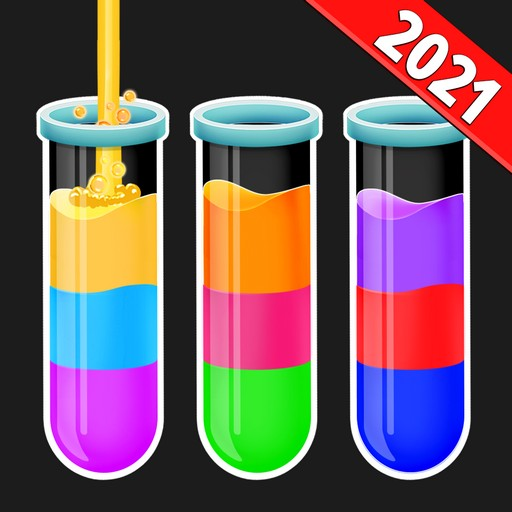 Color Water Sort Puzzle Games  0.53 (Unlimited money,Mod) for Android