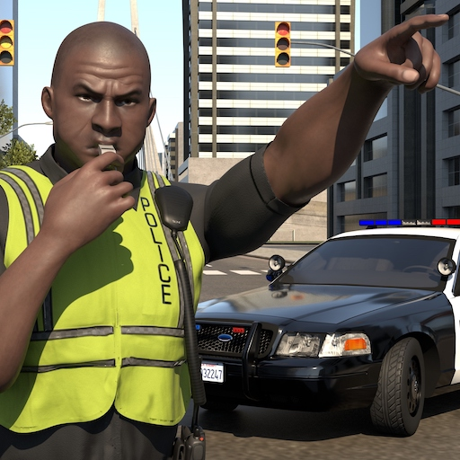 Cop Watch Police Simulator  1.5.6 (Unlimited money,Mod) for Android