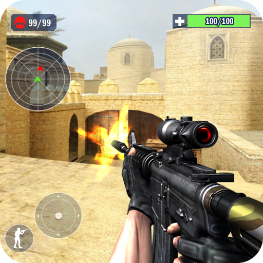 Counter Terrorist  (Unlimited money,Mod) for Android