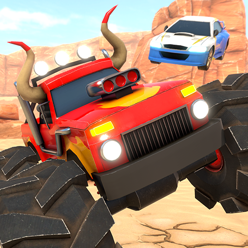 Crash Drive 3 Multiplayer Car Stunting Sandbox  43 (Unlimited money,Mod) for Android