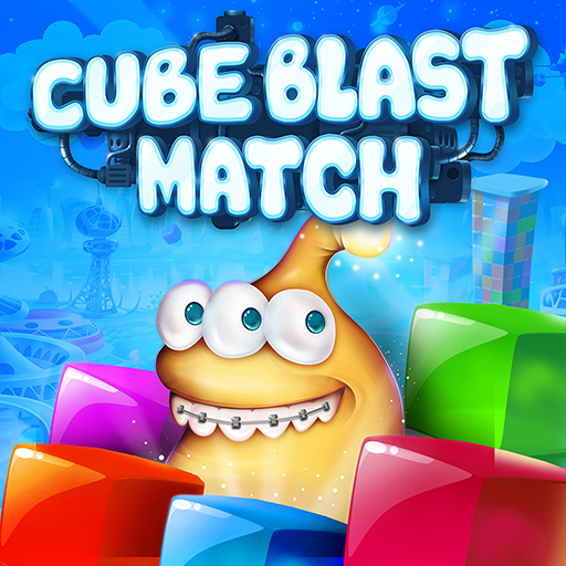 Cube Blast: Match – 3D blast puzzle fun with toons  (Unlimited money,Mod) for Android