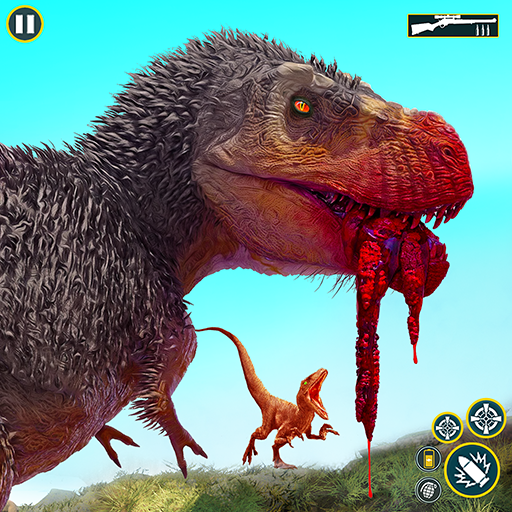 Dino Hunting 3d – Animal Sniper Shooting 2021  (Unlimited money,Mod) for Android
