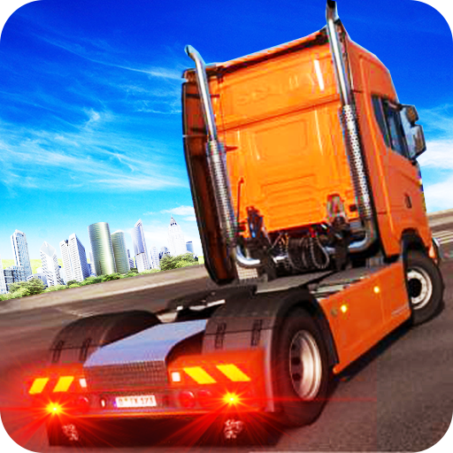 Euro Truck Driver: Offroad Cargo Transport sim  (Unlimited money,Mod) for Android