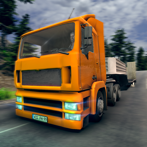 Euro truck simulator 2021: New truck driving games  (Unlimited money,Mod) for Android