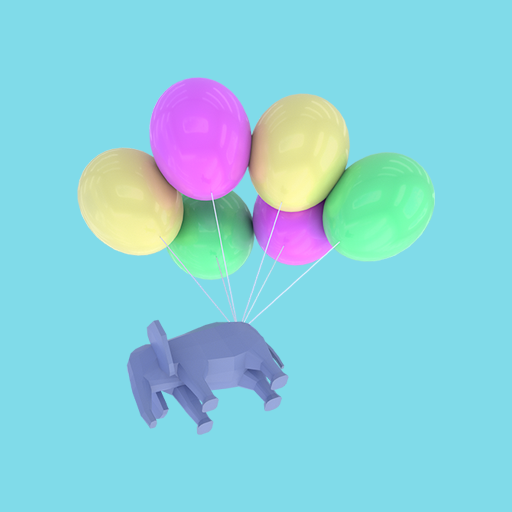 Floating Balloons  (Unlimited money,Mod) for Android