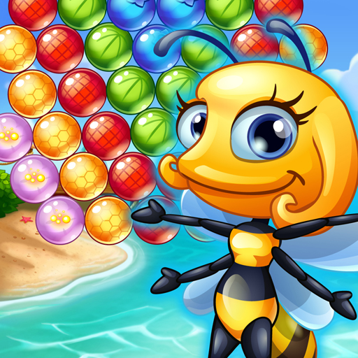 Forest Rescue: Bubble Pop  (Unlimited money,Mod) for Android