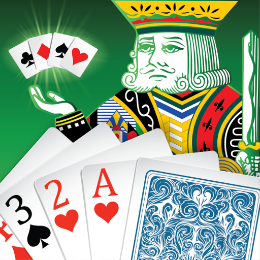 FreeCell Solitaire Free – Classic Card Game  (Unlimited money,Mod) for Android