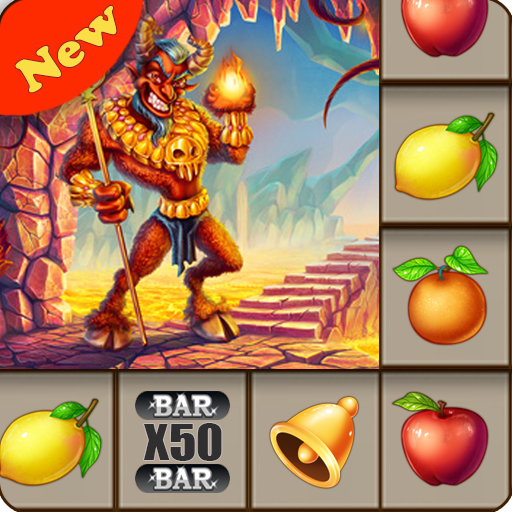 Fruit Slot Machine – 777 Star Bar (1980s)  (Unlimited money,Mod) for Android