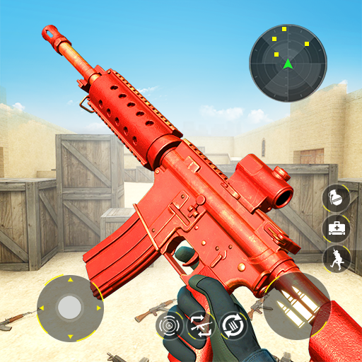 Fury Counter Strike Real Shooting Game 2020  (Unlimited money,Mod) for Android