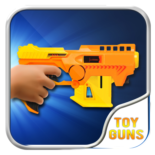 Gun Simulator – Toy Guns  (Unlimited money,Mod) for Android