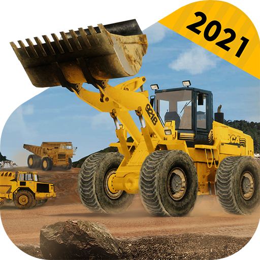 Heavy Machines & Mining Simulator  (Unlimited money,Mod) for Android