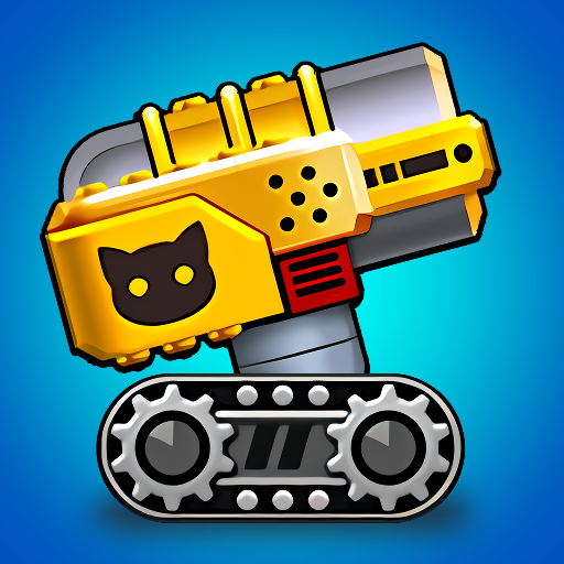Idle Cat Cannon  2.4.5 (Unlimited money,Mod) for Android