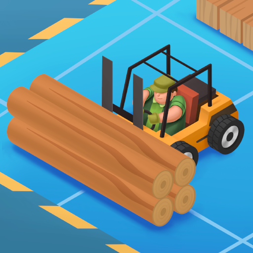 Idle Forest Lumber Inc: Timber Factory Tycoon  1.2.6 (Unlimited money,Mod) for Android