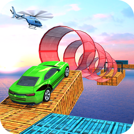 Impossible Race Tracks: Car Stunt Games 3d 2020  (Unlimited money,Mod) for Android
