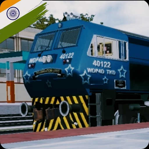 Indian Railway Simulator  (Unlimited money,Mod) for Android
