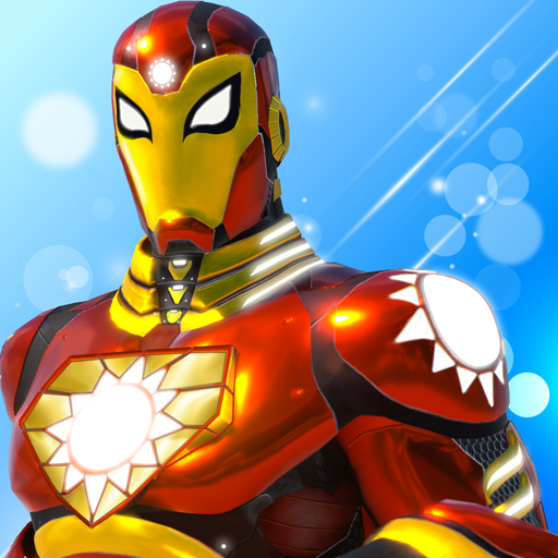 Iron Super Hero Extreme  (Unlimited money,Mod) for Android