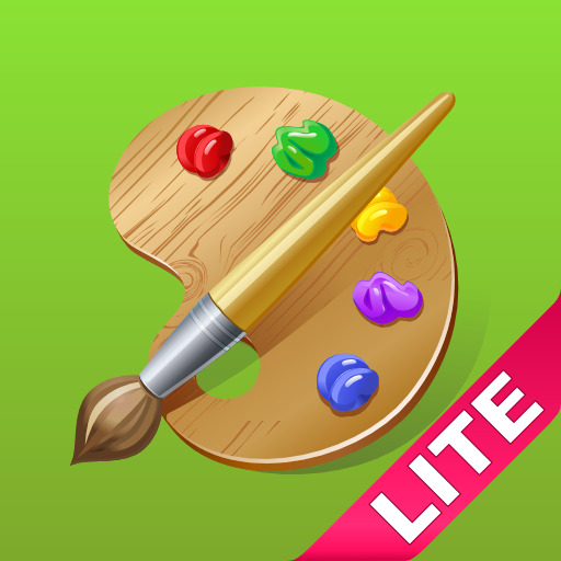 Kids Painting (Lite)  (Unlimited money,Mod) for Android