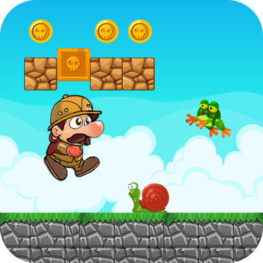 Leo's World – Super Jungle Adventure  1.1.0 (Unlimited money,Mod) for Android
