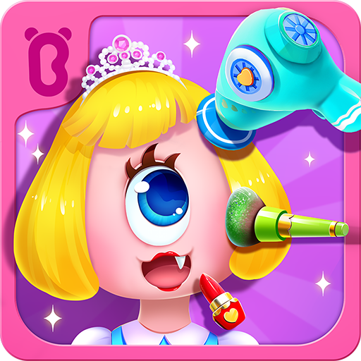 Little Monster's Makeup Game  (Unlimited money,Mod) for Android