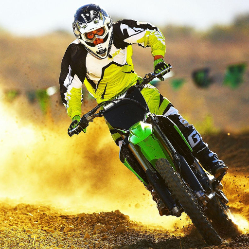 Motocross Jigsaw Puzzles  (Unlimited money,Mod) for Android