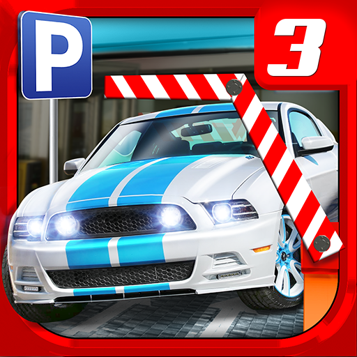 Multi Level 3 Car Parking Game  (Unlimited money,Mod) for Android