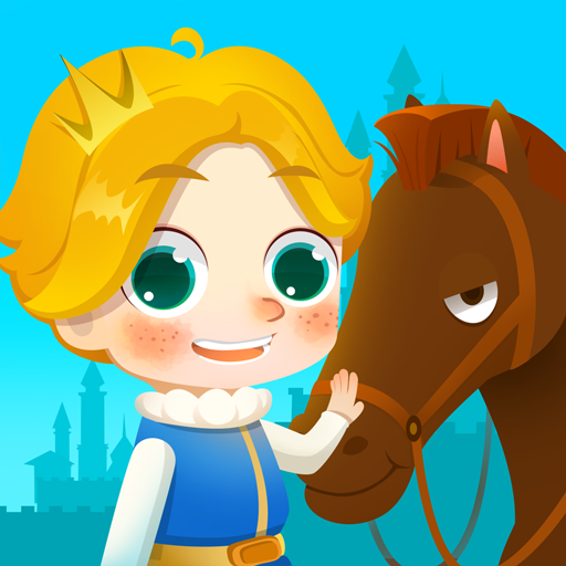 My Little Prince: Pony and Castle Games for kids  (Unlimited money,Mod) for Android