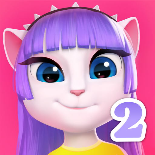 My Talking Angela 2  (Unlimited money,Mod) for Android