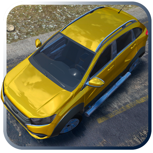New Lada: Russian Car Drift – Racing City  (Unlimited money,Mod) for Android